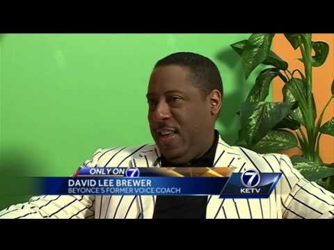 Beyonce's former voice coach comes to Omaha to look for talent