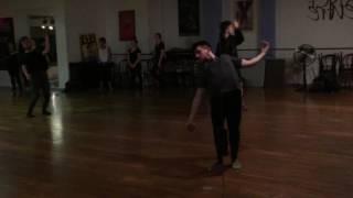 """I Found"" Joanne Pesusich Choreography, Harbour Dance Centre Class"