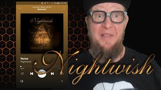 "NIGHTWISH  ""Noise""  (First Listen)"