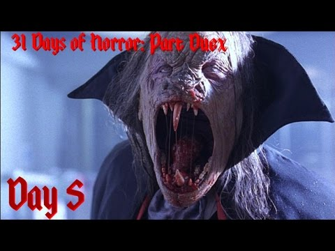 31 Days of Horror: Part Duex | Day 5: Stephen King's The Night Flier (1997) | HBO Home Video