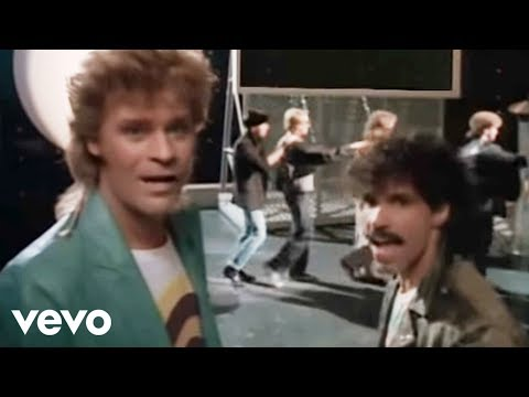 Hall and oates singles list