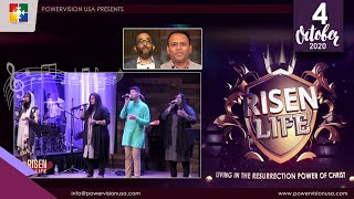"RISEN LIFE | ""LIVING IN THE RESURRECTION POWER OF CHRIST"" 
