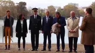 Lyon : le nouveau préfet du Rhône Stéphane Bouillon prend ses fonctions