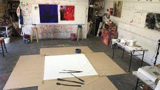 "BobBlast 249  ""Freedom Painting - Prepping the Studio"""