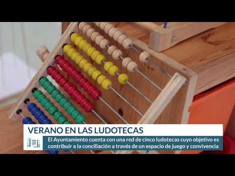 Ludotecas Santander - Verano 2018