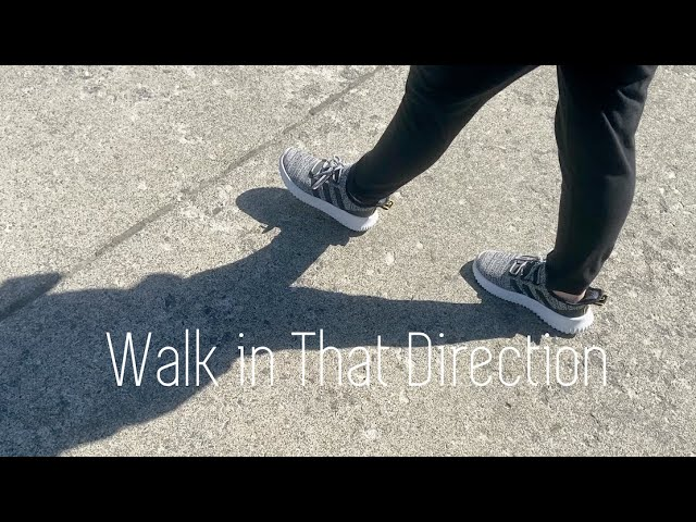 Walk In That Direction
