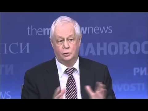 Russian Law Journal - фрагмент круглого стола 13.11.2013