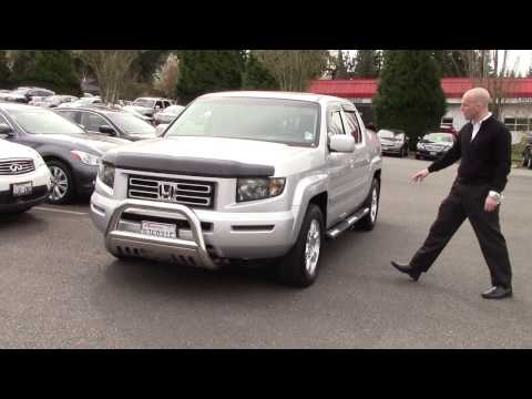 2008 Honda Ridgeline review - Buying a Ridgeline? Here's the complete story!