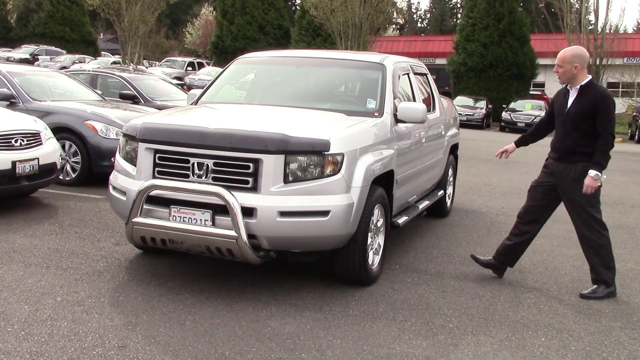 2008 Honda Ridgeline Review Ing A Here S The Complete Story