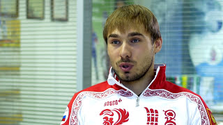 «Сибирское здоровье» и Антон Шипулин: правила спорта - правила бизнеса.