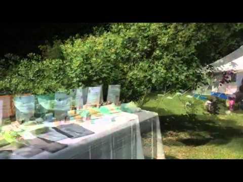 Brilliant Little Planet at Fairhaven Garden's Green Festival  2015