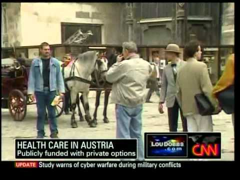 In Sickness and in Health: How Viable is Austria's Health Care System?