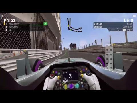 F1 2016 Mobile: Monaco Grand Prix Special
