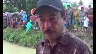 Kerapan Kerbau Petani Pulau Kangean