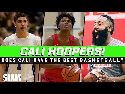 Jalen Green, James Harden, Josh Christopher and MANY more‼️ Does Cali have the BEST hoopers? 🤔