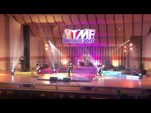 Yamaha thailand music festival 2017 GG band