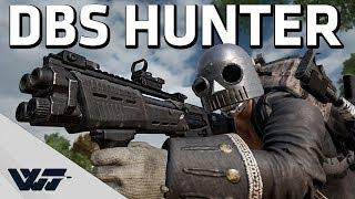 DBS HUNTER - Erasing enemies with the new best shotgun in PUBG