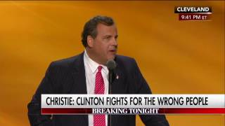 Chris Christie: Hillary Clinton and China - Guilty or Not Guilty?
