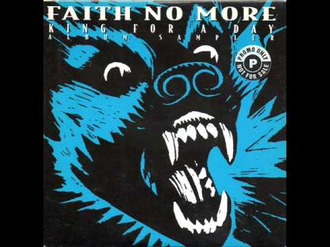 Faith No More ''Digging The Grave'' [King For a Day, Fool For a Lifetime] HQ