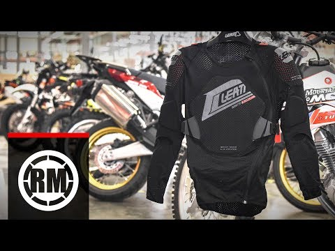 Leatt 3DF AirFit Motocross Body Protector
