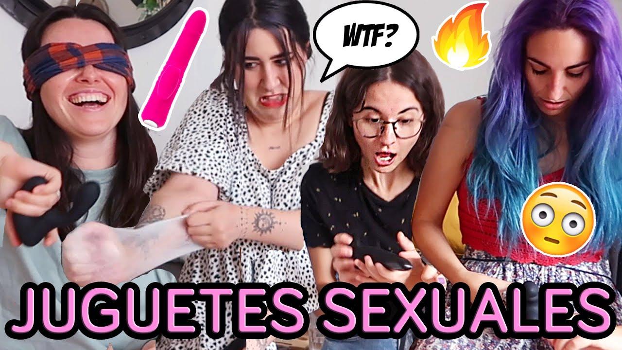 MUJERES LGTB prueban JUGUETES SEXUALES para PENE | Tigrillo