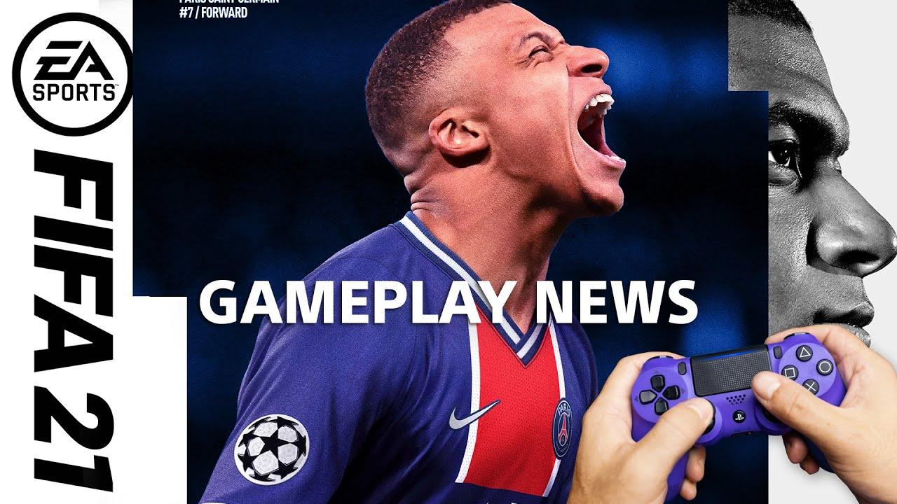 FIFA 21 - Die größten Gameplay Neuerungen