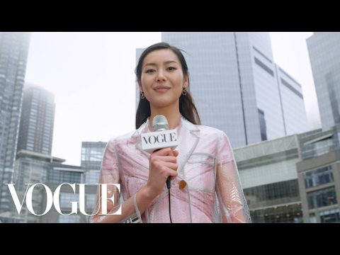 Download Youtube: Liu Wen Knows the Secret to Being a Modern Supermodel | Supermodel!