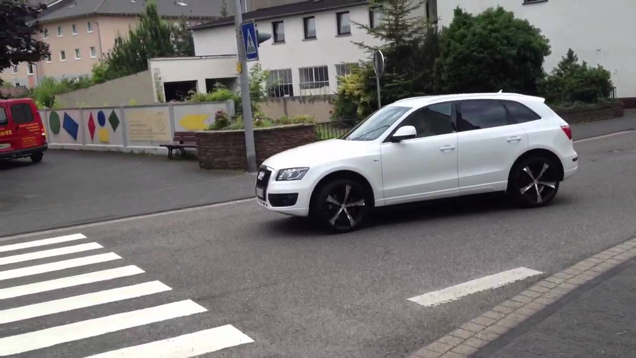 Audi Q5 3 0 Tdi Etabeta Tettsut Sport Wheels 22 Quot Youtube