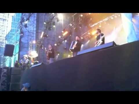 Trecho da apresentação no Sertanejo Pop Festival