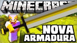 Minecraft: NOVA ARMADURA! - ROYAL GUARDIAN - OreSpawn Mod