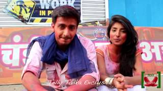Param & Harshita talks about Holi!