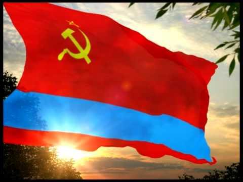 Kazakh Soviet Socialist Republic / República Socialista Soviética de Kazajistán (1936-1991)