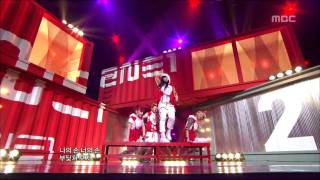 2NE1 - Clap Your Hands, 투애니원 - 박수쳐, Music Core 20100925