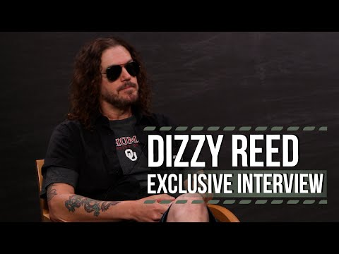 Dizzy Reed's Real-Life 'Spinal Tap' Moment - Plus, the Rolling Stones LP that Changed His Life
