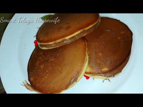 DORA CAKE|DORAYAKI| DOREAMON CAKE|DORA PANCAKES|KIDS FAVOURITE FOOD RECIPE| SNACK RECIPE