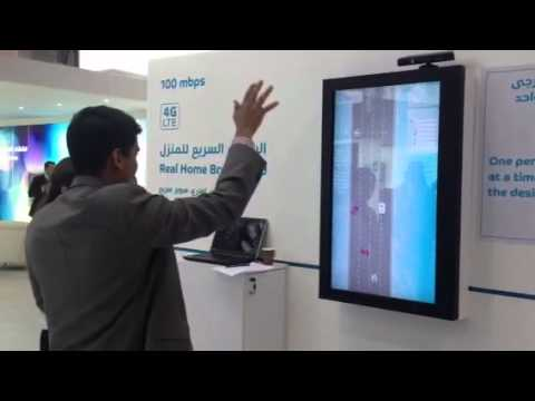 Real Home Broadband - du at GITEX