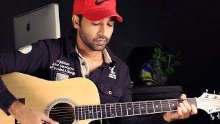 Tumhe Apna Banane Ka   Hate Story 3   Guitar Lesson for beginners By VEER KUMAR