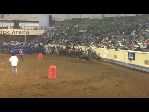 Cowboys Of Color Rodeo Pony Express 2017 Championship Race