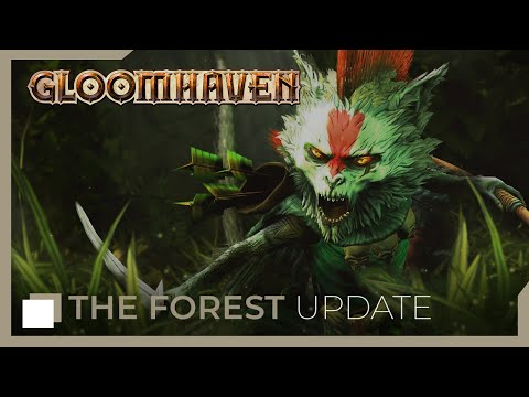 Gloomhaven - Forest Update