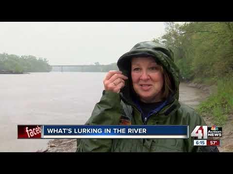 George Spankmeister - Kansas Riverkeeper Finds Strange Things Lurking in the Water.