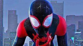 Скачать Мультфильм - Человек паук Через вселенные (2018) | В хорошем качестве! 1080p