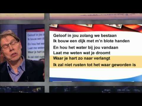 Neerlandicus over taal in 'Koningslied' Pauw & Witteman