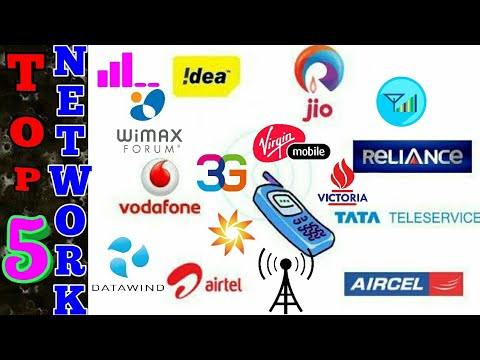Top 5 Best Mobile SIM Networks in India