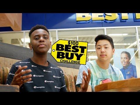$100 Best Buy Challenge v2!