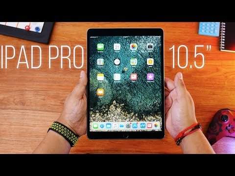 iPad Pro 10 5