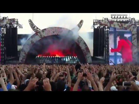 Are you ready Intro - AC/DC Live - Zürich, Letzigrund Freitag, 05. Juni 2015