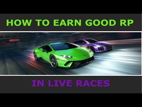 How To Make More Rp In Live Races | Csr Racing 2