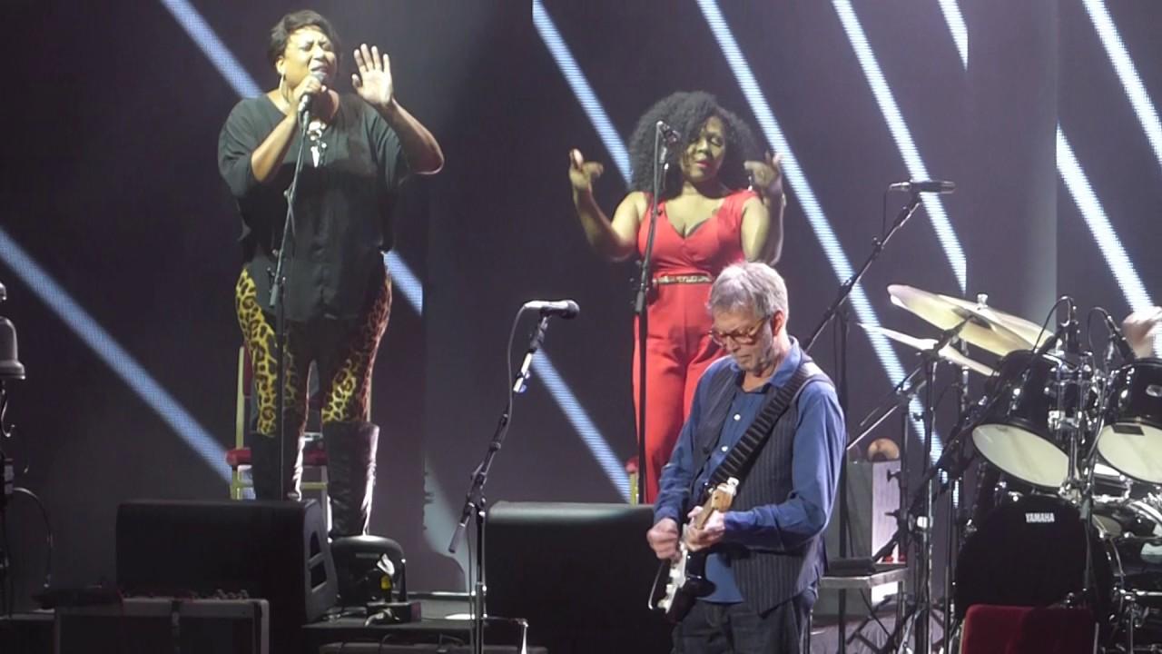 Sunshine Of Your Love Eric Clapton Madison Square Garden New York 3 19 17 Youtube