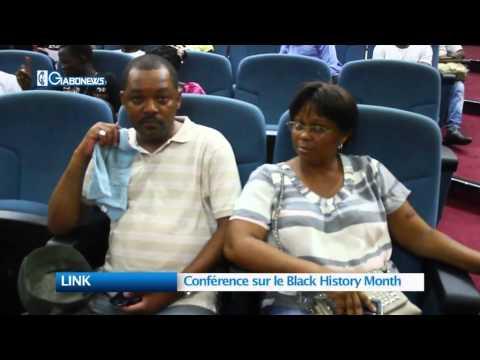 LINK : Conférence sur le Black History Month