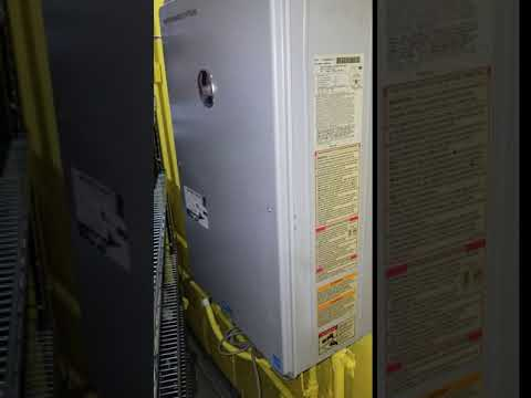 Rheem Tankless Water Heater making loud noises